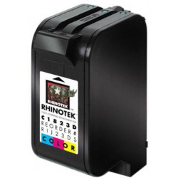 36ml Rigenerata a Colori HP Desk Jet 710C/720C - C1823D 23D