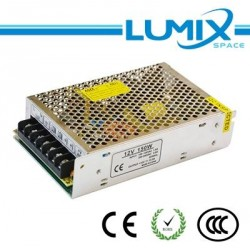 Driver Switching Power Supply Metallico - 150W 24V 6.5A